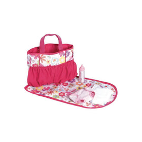 Adora Charisma Play Baby Doll Diaper Bag w/Accessories-Dolls-Babysupermarket