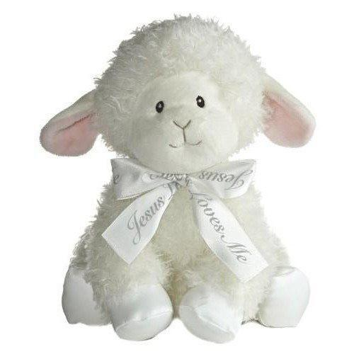 Aurora Blessings Wind Up Musical Lamb-Toys-Babysupermarket