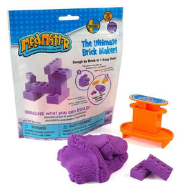 Relevant Play Toys Relevant Play Ultimate Brick Maker Set Purple