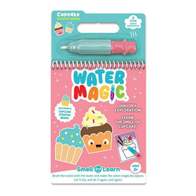 Scentco Toys Scentco Water Magic Activity Set Cupcake