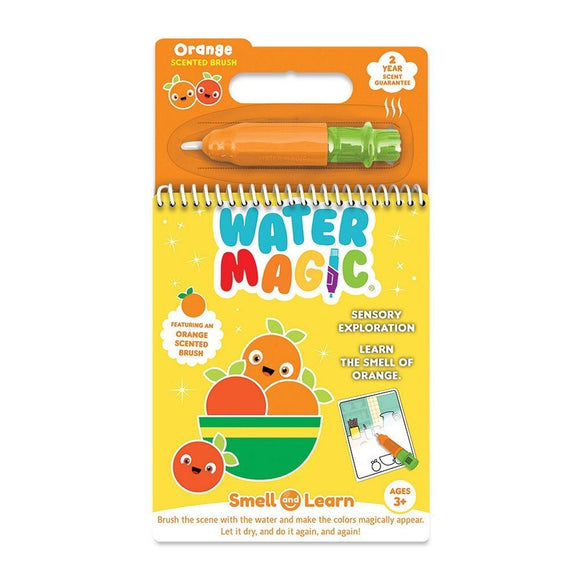 Scentco Toys Scentco Water Magic Activity Set Orange