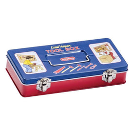 Schylling Tin Tool Box with Tools-Toys-Babysupermarket