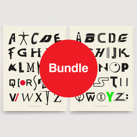 Film Alphabets: Special Offer Bundle