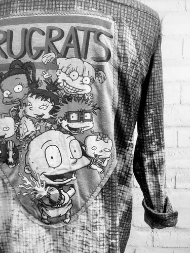 Rugrats Flannel