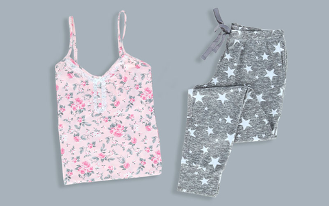Plus Size Sleepwear for Women