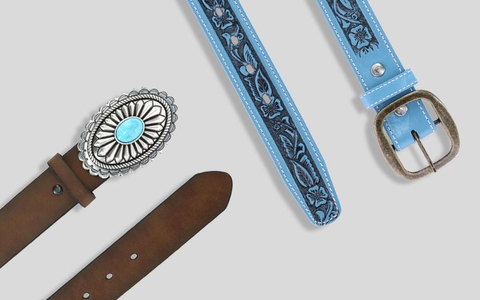 Casual Belts and Jean Belts for Women