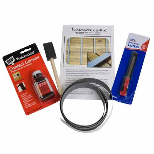 Teak Mat Maintenance Kit