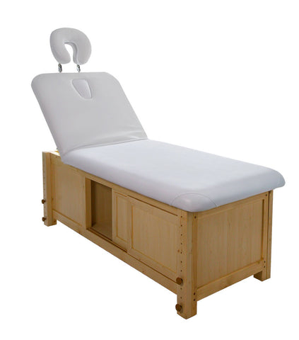 Facial Massage Table with Storage