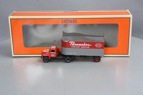 Lionel 6-81901 O New York Central Tractor w/Piggyback Semi Trailer