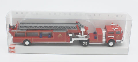 Busch 46004 American La France Ladder Co. Fire Truck No. 11