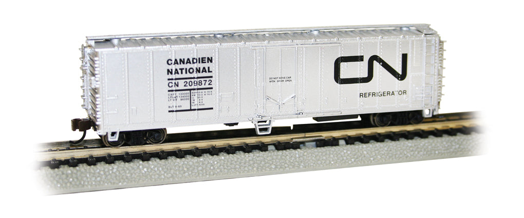 Bachmann 17952 N Canadian National ACF 50' Steel Mechanical Reefer #209872