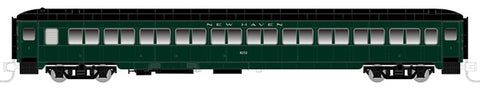 Rapido Trains 509011 N New Haven Lightweight 10-Window Coach #8237