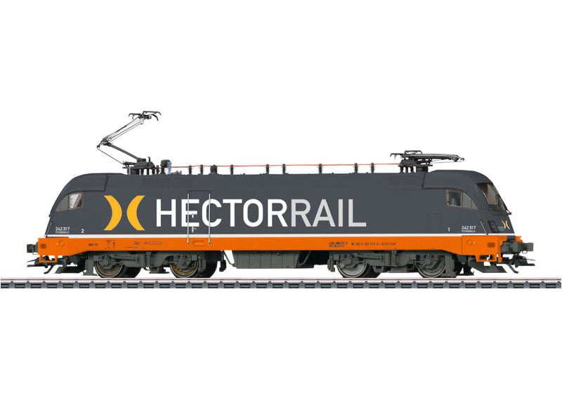 Marklin 39842 HO Hectorrail Class 242 Electric with Sound & Digital #242 517
