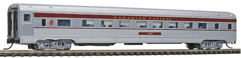 Con-Cor 41260 N Canadian Pacific Budd 85' Corrugated-Side Coach Car