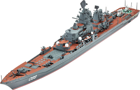 Revell of Germany 80-5151 1:700 Petr Velikiy Plastic Model Kit