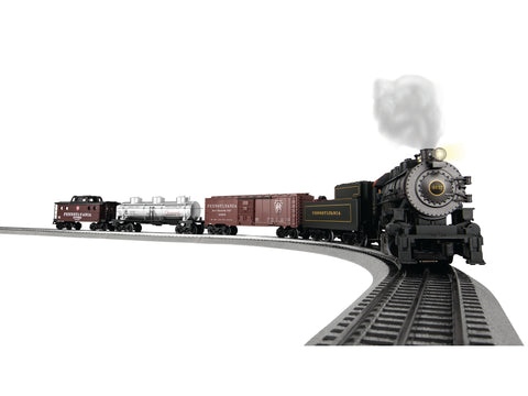 Lionel 6-83984 O Pennsylvania Flyer Lionchief® 0-8-0 Freight Train Set with Bluetooth®