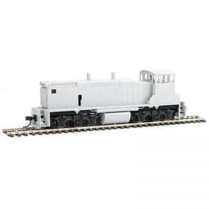 Atlas 10011024 HO Undecorated EMD MP15DC Diesel Locomotive - Standard DC