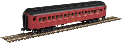 Atlas 50004234 N Boston & Maine Trainman® ACF® 60' Passenger Coach #4521