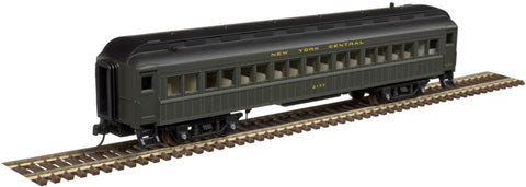 Atlas 50004238 N New York Central Trainman® ACF® 60' Passenger Coach #2153