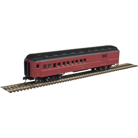 Atlas 50004215 N Boston & Maine Trainman® ACF® 60' Combine Car #3608