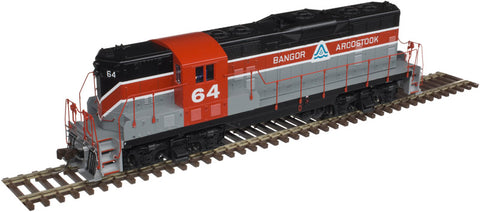 Atlas 10002937 HO Bangor & Aroostook GP-7 Diesel Locomotive DCC/Sound #70