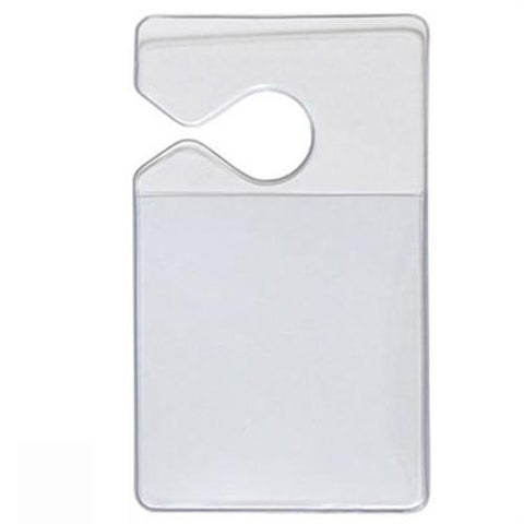 "Manual ""VISITOR"" Badge With Expiring Time Covers, Box of 1000 (P/N 05812)"