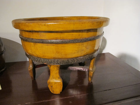 Yellow Baby Basin