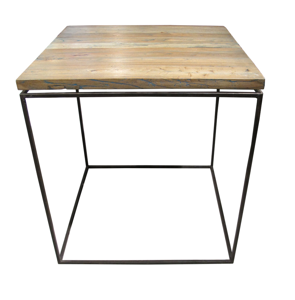 Elmwood End Table