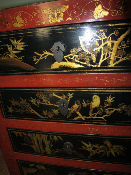 Chinese Decorated Chest