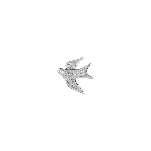STOW Dove (Hope) Charm - Sterling Silver