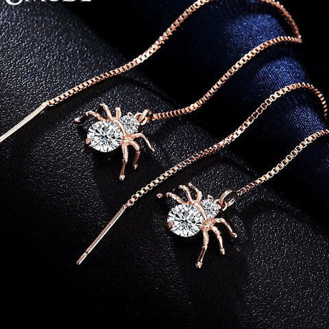 Spider Shaped Earrings