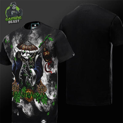 Limited Edition WOW Pandaren Mystery T-shirt