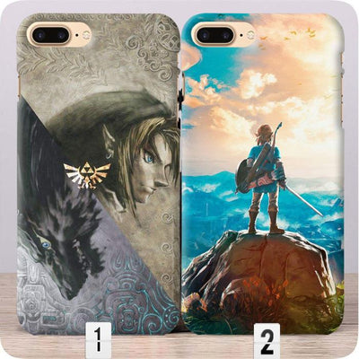 The Legend of Zelda Phone Case for IPhone Huawei Samsung