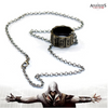 Limited Edition Assassin's Creed Origins Fragment Ring Pendant Necklace(diameter 19mm)