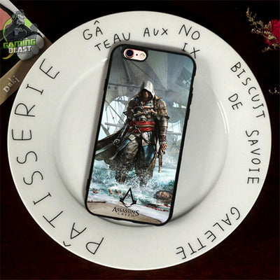 Assassin's Creed Revolution Personality Phone Case for IPhone