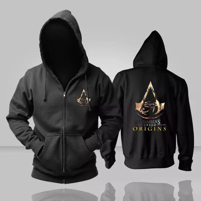 BRAND NEW ASSASSIN'S CREED ORIGINS HOODIE - LIMITED EDITION