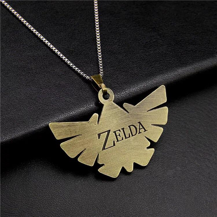The Legend Of Zelda Necklace - Limited Edition