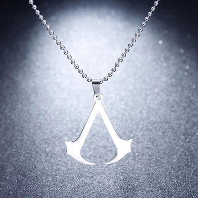 STAINLESS STEEL LIMITED EDITION - ASSASSIN'S CREED NECKLACE