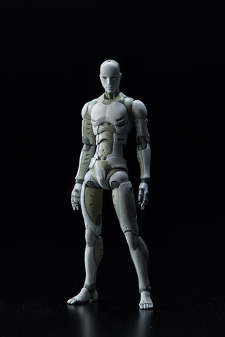 "1000Toys ""TOA Heavy Indistries""  1/12 Synthetic Human Figure (2nd Production)"