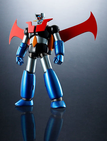 "SRC Mazinger Z ""Iron Cutter Edition"" by Bandai"