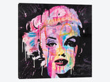 Marilyn Monroe by Dean Russo Canvas Print 37