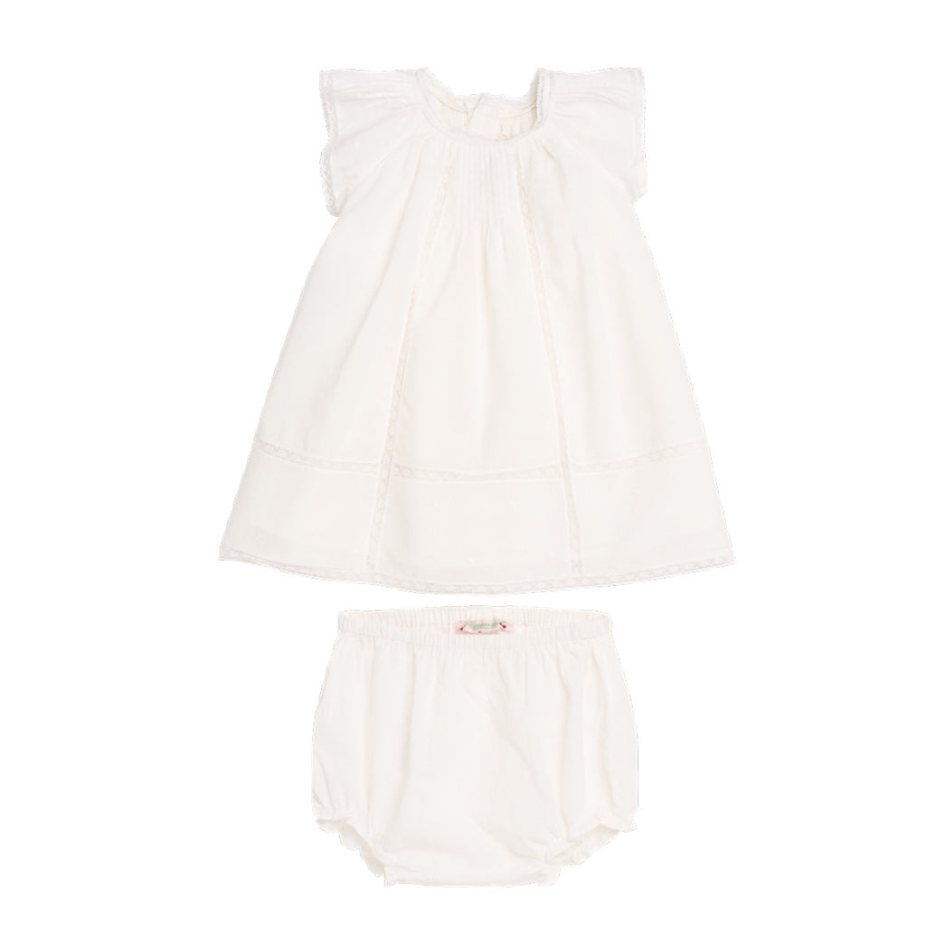 ROBE BRODEE ET BLOOMER