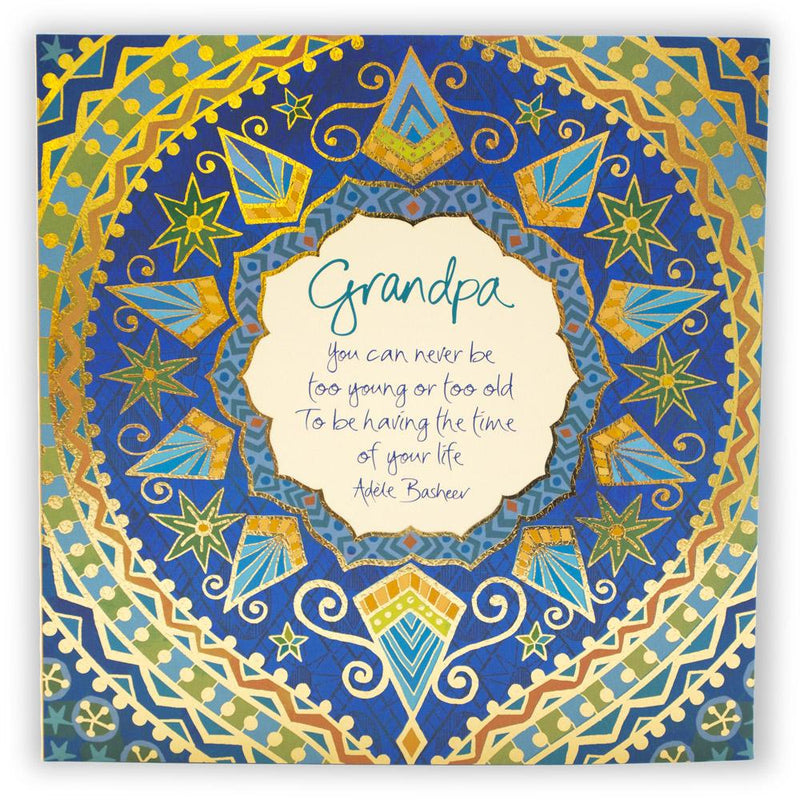 Intrinsic-Grandpa Family Quote Book