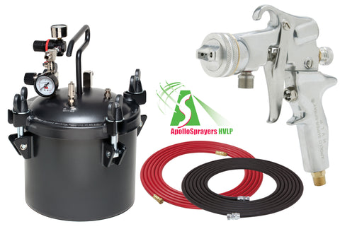 A4230-5106  2.5 Gallon Combo Package with the 5106 Spray Gun