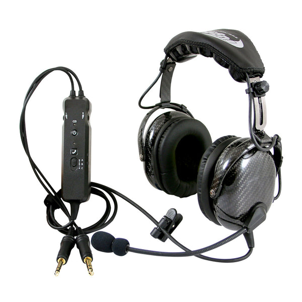 Rugged Radios RA980 Bluetooth ANR General Aviation Headset