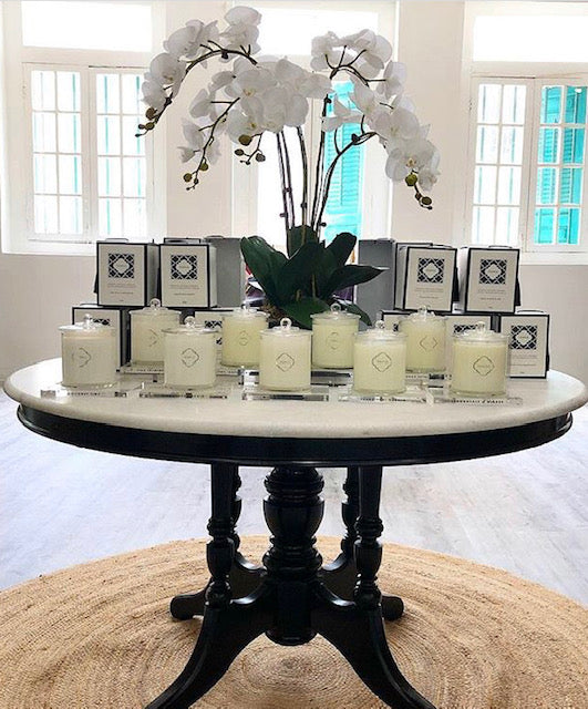 Singapore Inspired luxury fragranced candles and diffusers. Made in Singapore. Organic coconut wax candles infused with pure Australian essential oil fragrances.