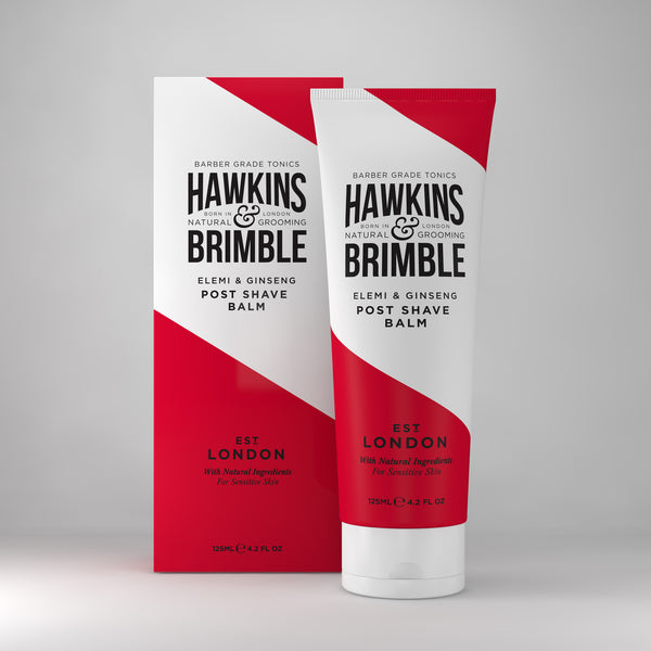 Hawkins & Brimble Post Shave Balm (125ml)