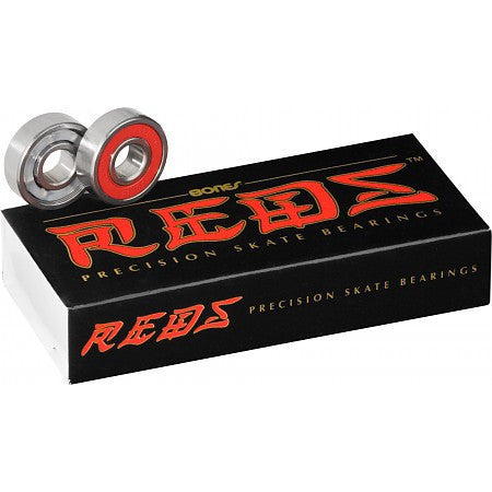 Bones Reds Bearings 16 Pack - 7mm