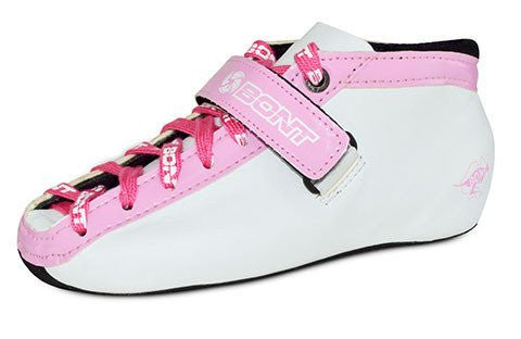 Bont Junior Boot White Pink