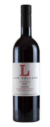 2017 Lieb Cellars Estate Caberent Franc